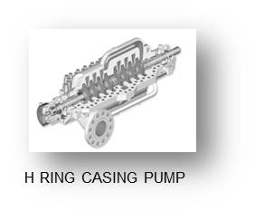 H RING CASING PUMP